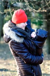 Фотоконкурс «Модной маме не страшны холода»
