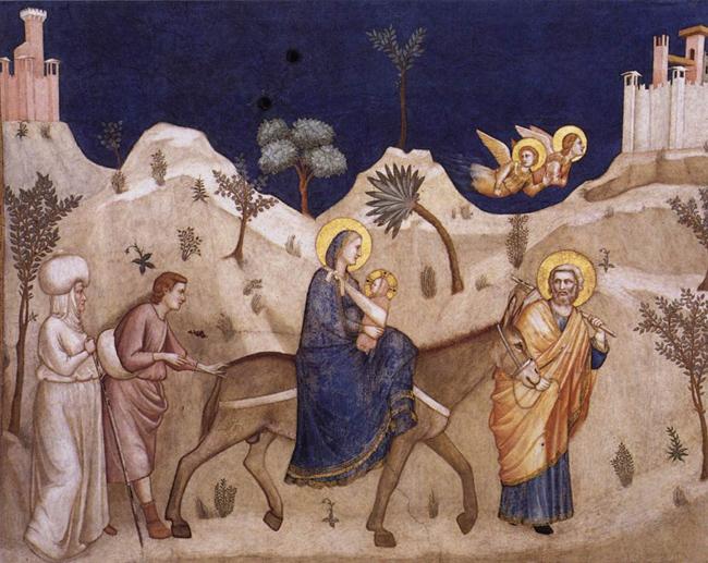 Картина Джотто ди Бондоне